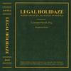 Legal Holidaze - LawTunes.com
